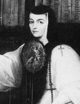 Foto de Sor Juana Inés de la Cruz